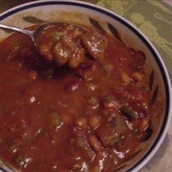 Bill's Crock Pot Chili recipe