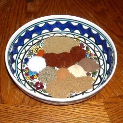 Moroccan Spice Rub (For Lamb & Other Meat) recipe