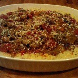 Italian Polenta Casserole recipe