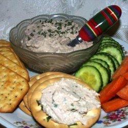 Easy Cheesy Tuna Spread recipe