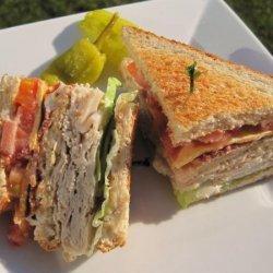 Denny's® Club Sandwich recipe