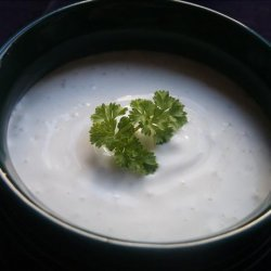 Healthy Low Fat Ranch Dressing recipe