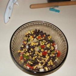 Black Bean and Corn Salad - Ww Core recipe