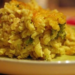 Weight Watchers Baked Macaroni & Cheese With Broccoli recipe