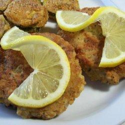 Super Salmon Patties recipe