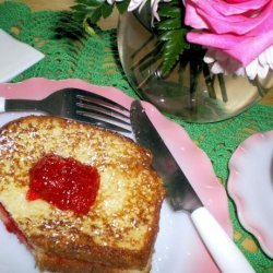 French Toast With Jam recipe