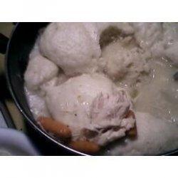 Dees Chicken and Dumplings recipe