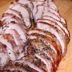 Roast Pork With Caraway (Schab Wieprzowy Po Polsku) recipe