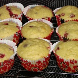 Cranberry Muffins or Loaf Bread recipe