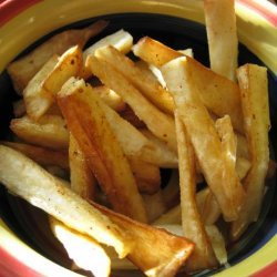 Yucca Fries - Guy Fieri recipe
