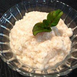 Truvia Coconut Tapioca Pudding recipe