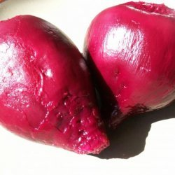 Betty Crocker How to Cook Beets recipe