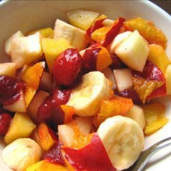 Four Fruit Salad recipe