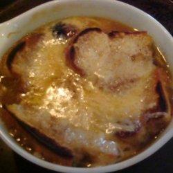 Paula Deen's French Onion Soup recipe