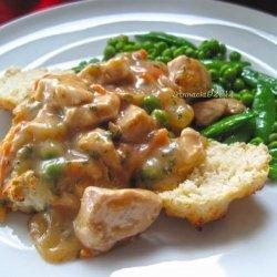 Quick & Easy Chicken a La King recipe