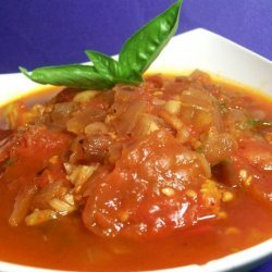 Fresh Crock Pot Tomato Sauce recipe