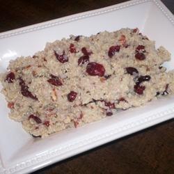 Quinoa-Cranberry Salad with Pecans recipe