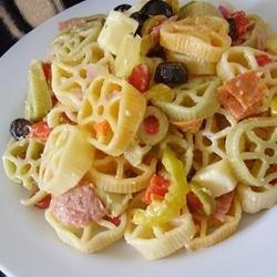 Pasta Salad a la Honeybear recipe