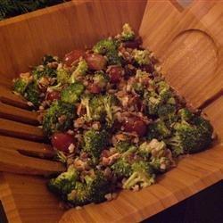 Broccoli Salad III recipe