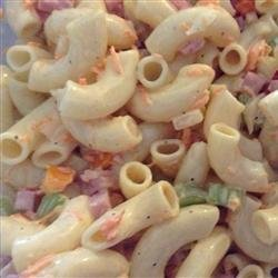 Macaroni Salad with a Twist recipe