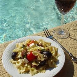 Pool Party Pasta Salad recipe