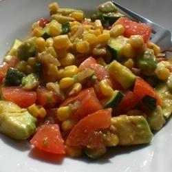 Salad Ole recipe