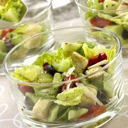 Mediterranean Chop Salad recipe