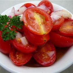 Summertime Tomato Salad recipe