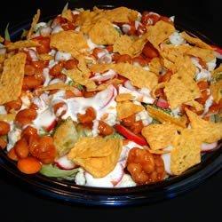 Western Salad recipe