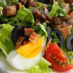 Marinated Chicken Salad recipe