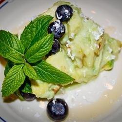 Coconut Apple Avocado Salad recipe