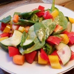 Creamy Tarragon Salad Dressing recipe