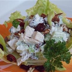 Cape Cod Turkey Salad recipe