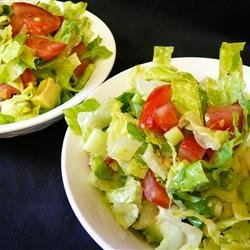 Tequila Lime Salad recipe