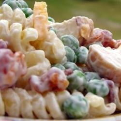 Billy's Pasta Salad recipe