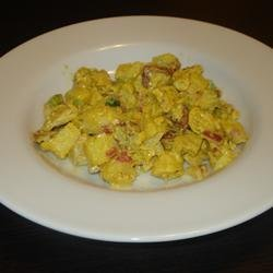 Chicken Curried Salad recipe