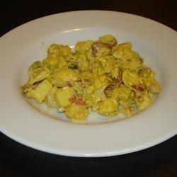 Chicken Curried Salad recipe