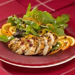 Grilled Chicken Salad Cosmopolitan recipe