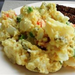 Ima's Potato Salad recipe