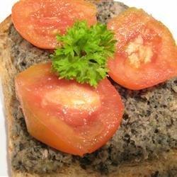 Tangy Mediterranean Tuna Salad recipe