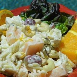 Chicken Orzo Salad recipe
