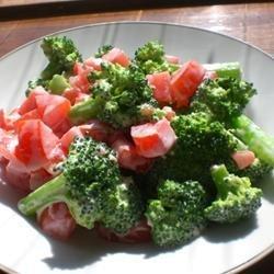 Blue Cheese Broccoli Salad recipe