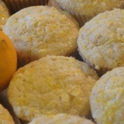 Sour Cream Lemon Muffins recipe