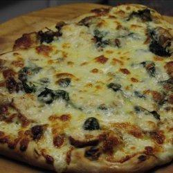 Chicken Dijon Pizza recipe
