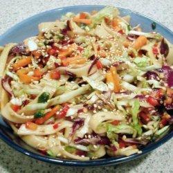 Spicy Noodle Salad recipe