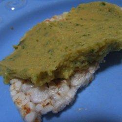Moroccan Chickpea Dip recipe