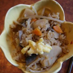 Fried Rice for the Rice Cooker recipe