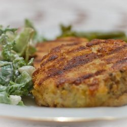 Nigella Lawson  Salmon Fish Cakes recipe