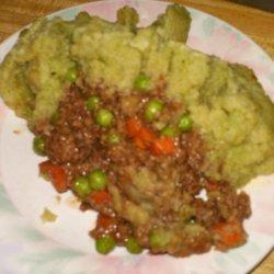 Shepherd's Pie Nutrition Loaded Vegan, Low Carb & Low Fat recipe