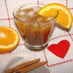 Spiced Iced Tea Punch recipe